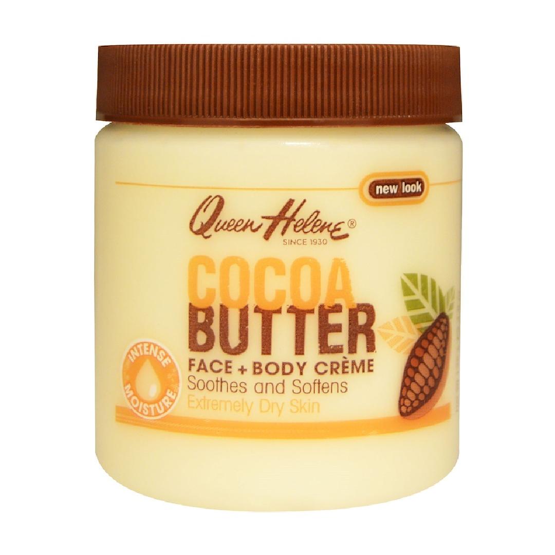 Queen Helene Cocoa Butter Face & Body Cream 425g