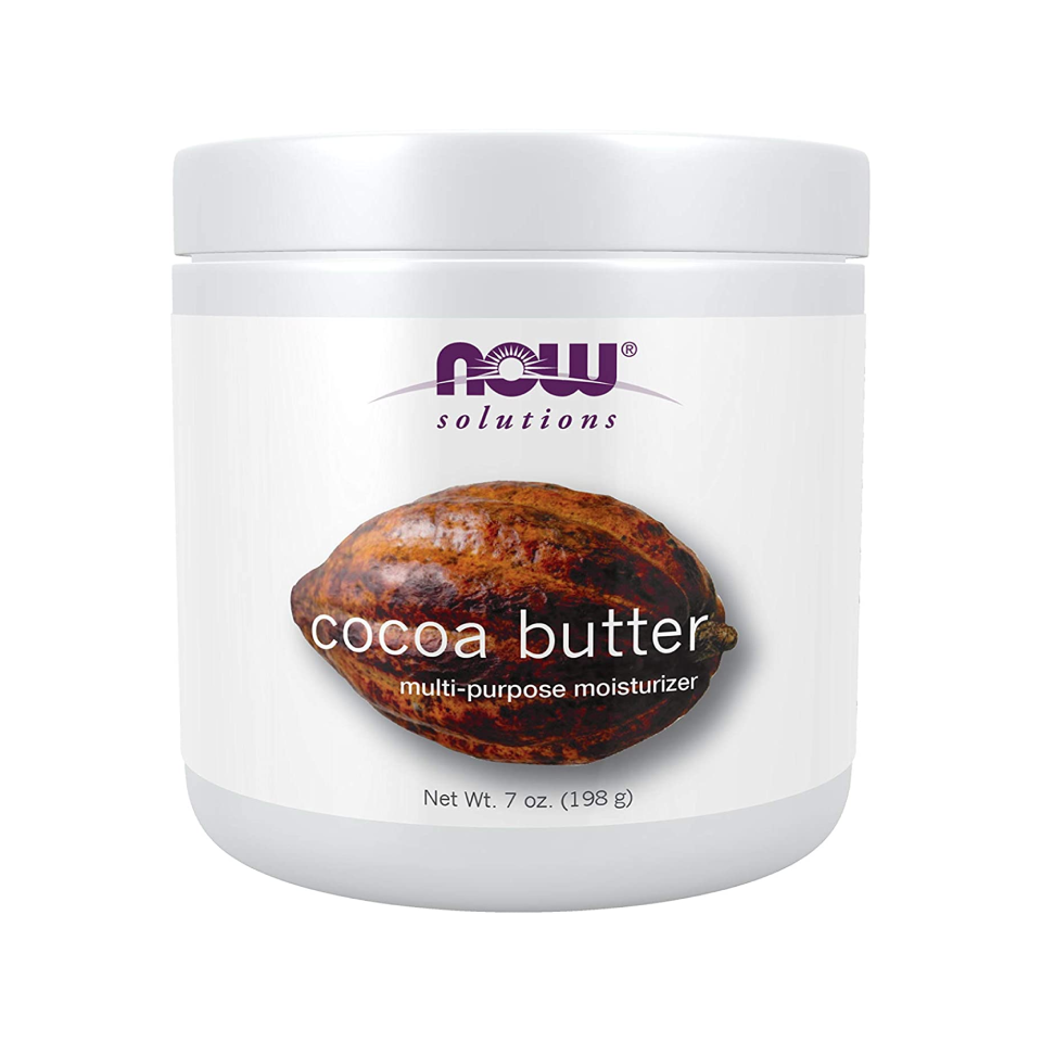 Cocoa Butter, Multi-Purpose Skin Moisturizer Natural Moisture for the Whole Body 7-Ounce