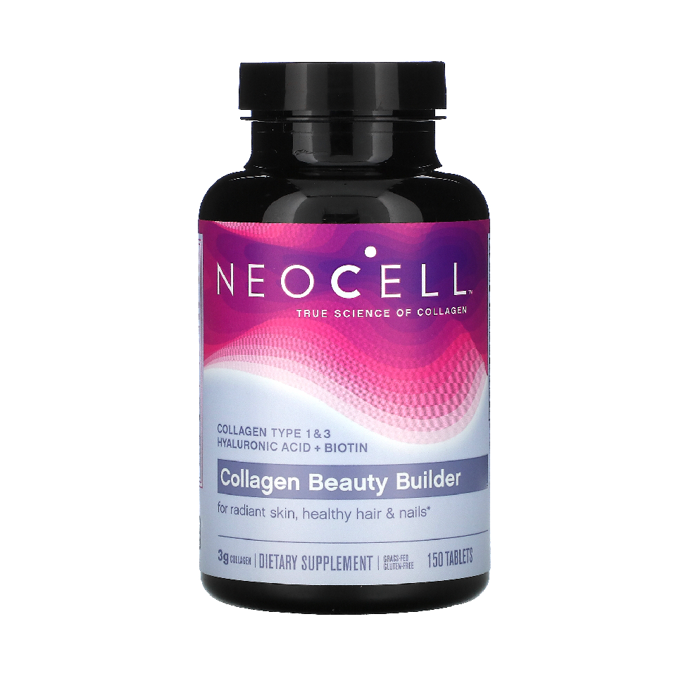 Neocell, Collagen Beauty Builder 150 Tablets