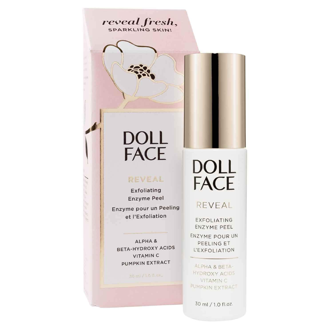 DOLL FACE Beauty REVEAL Exfoliating Enzyme Peel 30ml