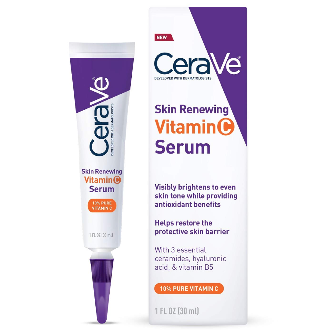 CeraVe Vitamin C Serum with Hyaluronic Acid