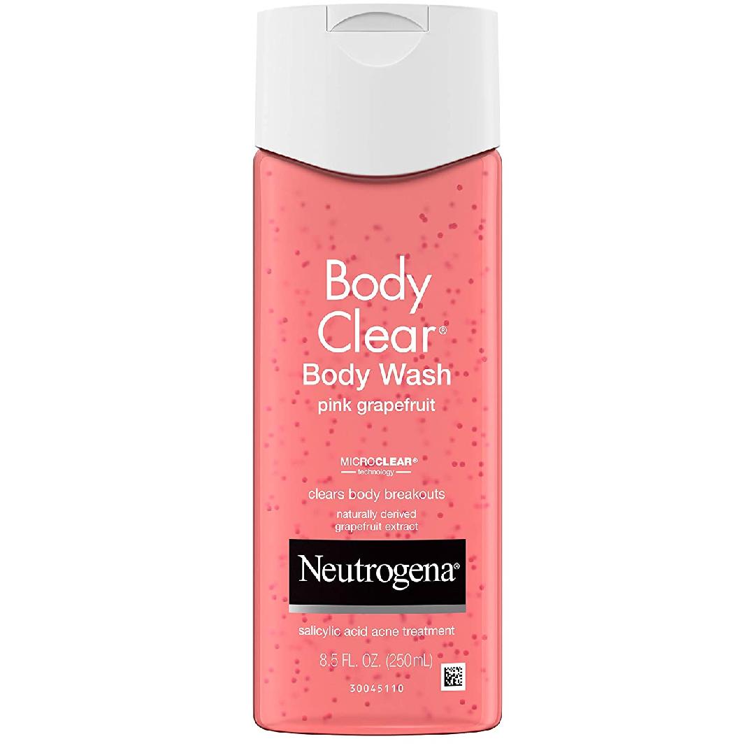 Neutrogena Body Clear Acne Treatment Body Wash