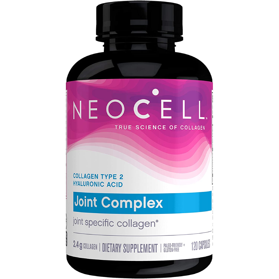 NeoCell Joint Complex Type 2 Hydrolyzed Collagen Plus Joint & Cartilage Support 120 Capsules
