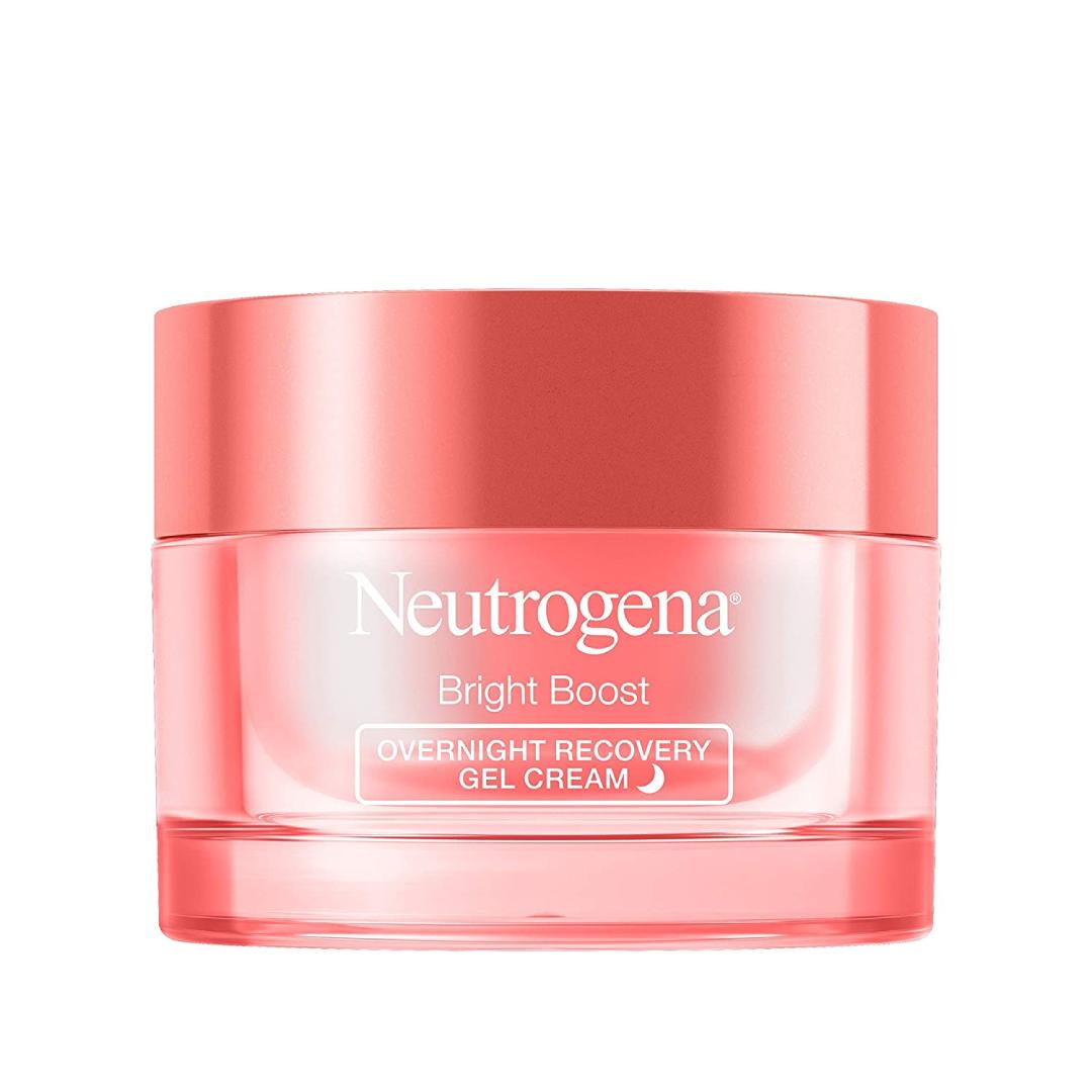 Neutrogena Bright Boost Overnight Recovery Gel Cream with Neoglucosamine