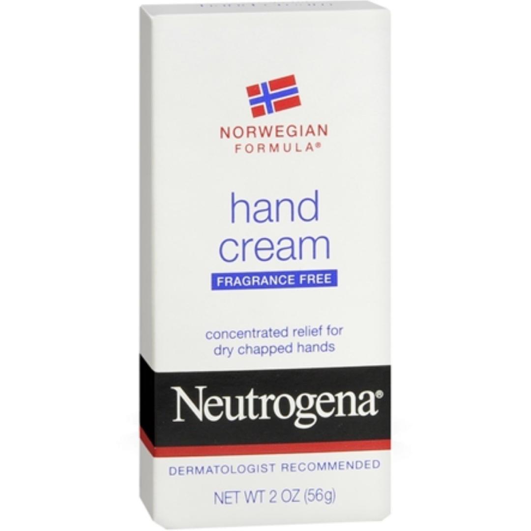 Neutrogena Norwegian Formula Hand Cream Fragrance-Free